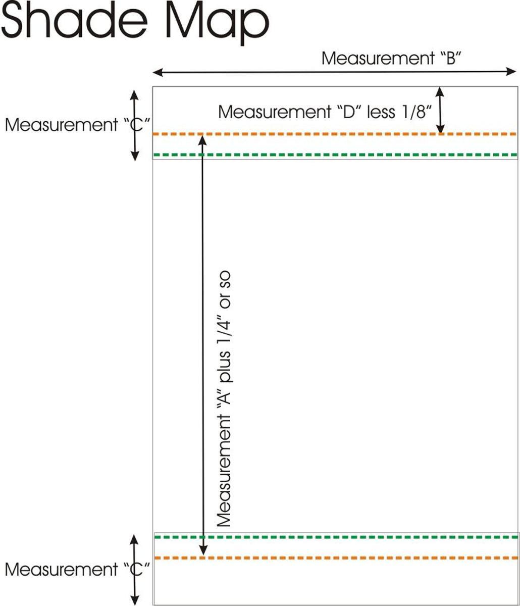 A Skylight Shade Construction Blueprint