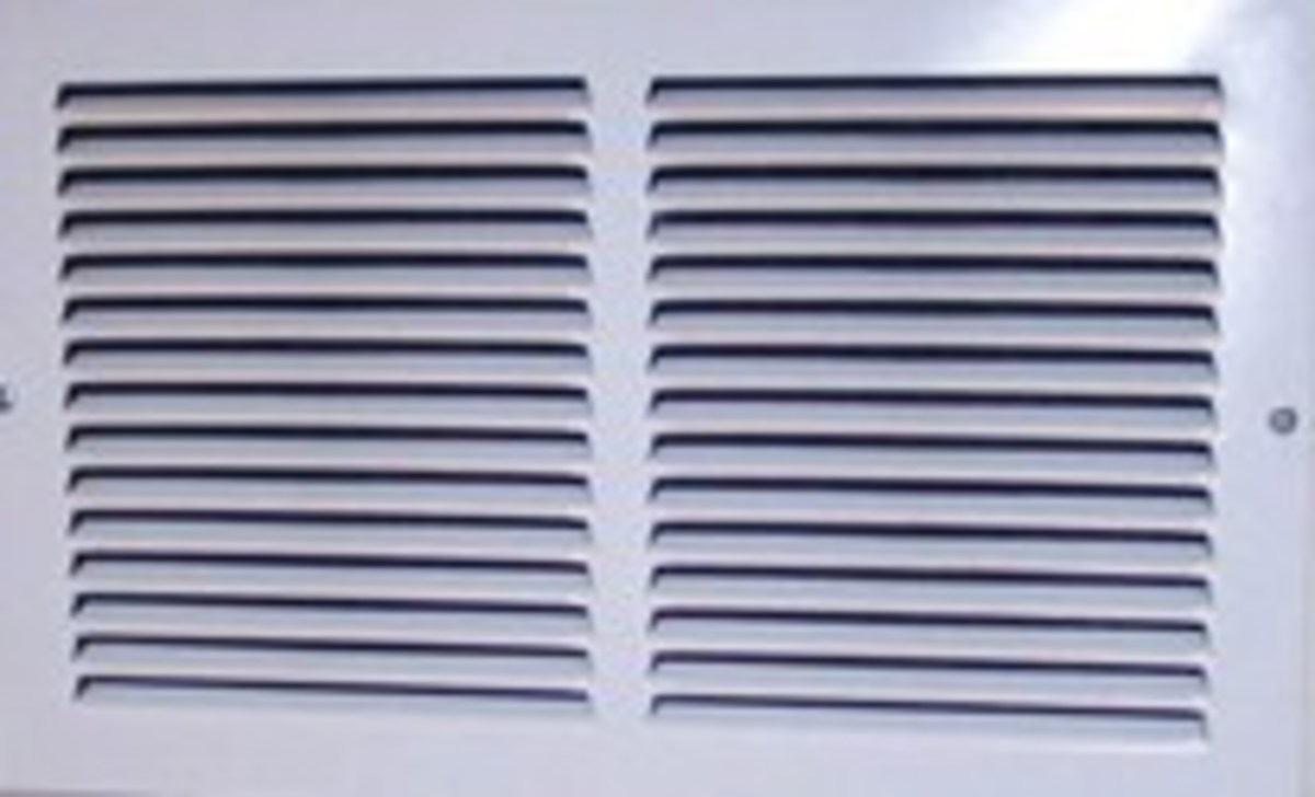 Large Air Vent