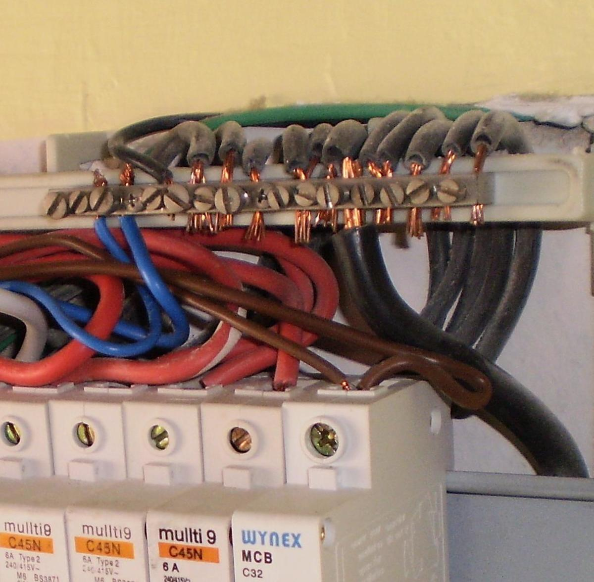 Neutral Busbar