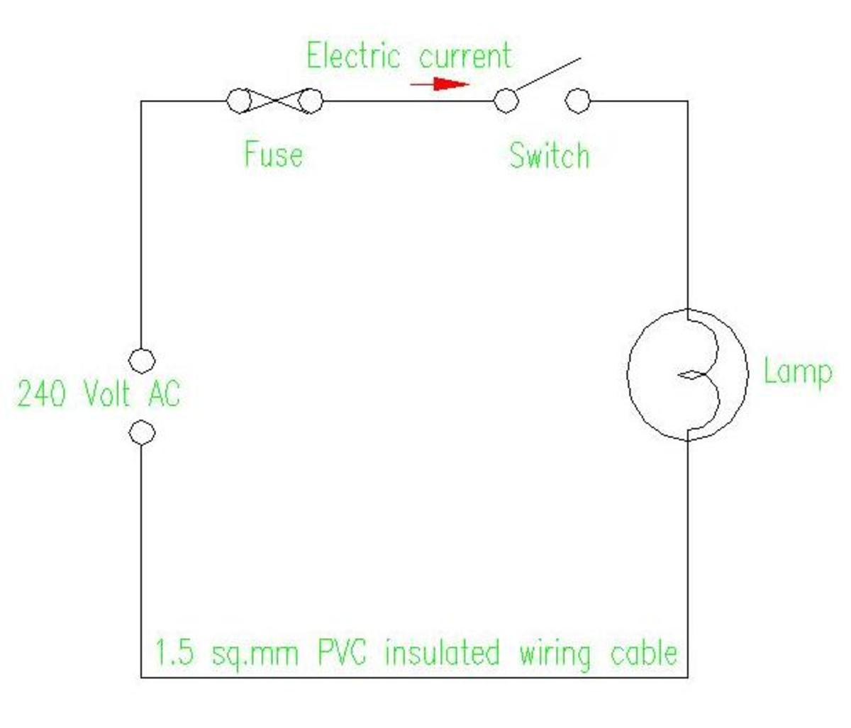 The Basic Principle of Electrical Power Wiring