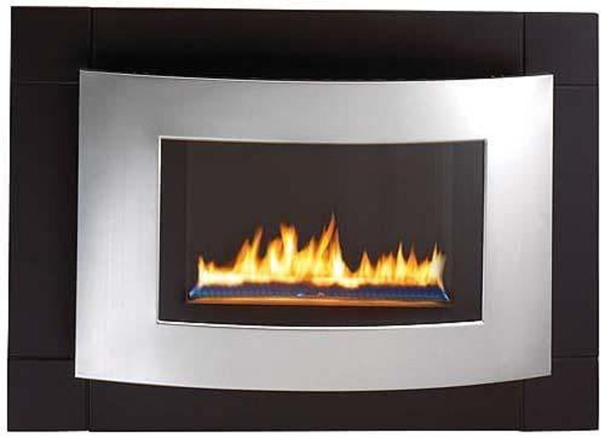 CONVERT GAS FIREPLACE TO ELECTRIC