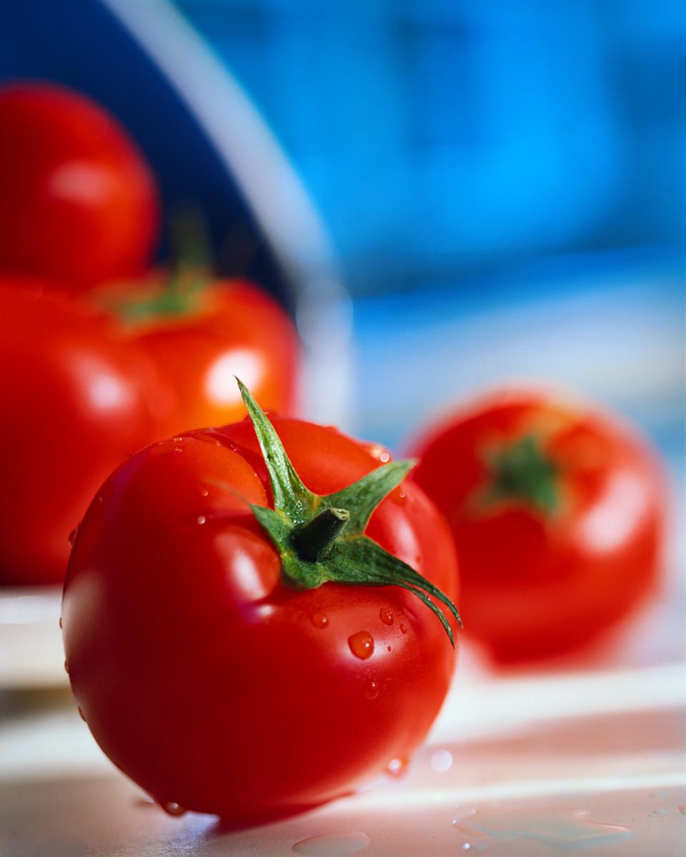 Tomatoes are big nitrogen feeders.