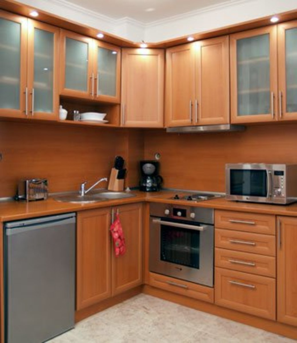Decorating Ideas Kitchen Design And Decoration On A Budget