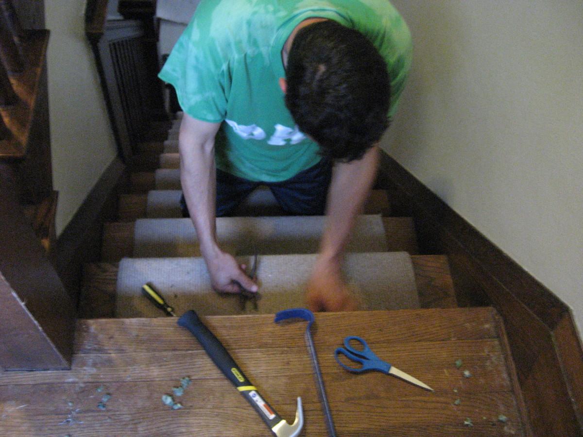 How To Refinish A Hardwood Floor Dengarden - Hardwood floor scraping tools