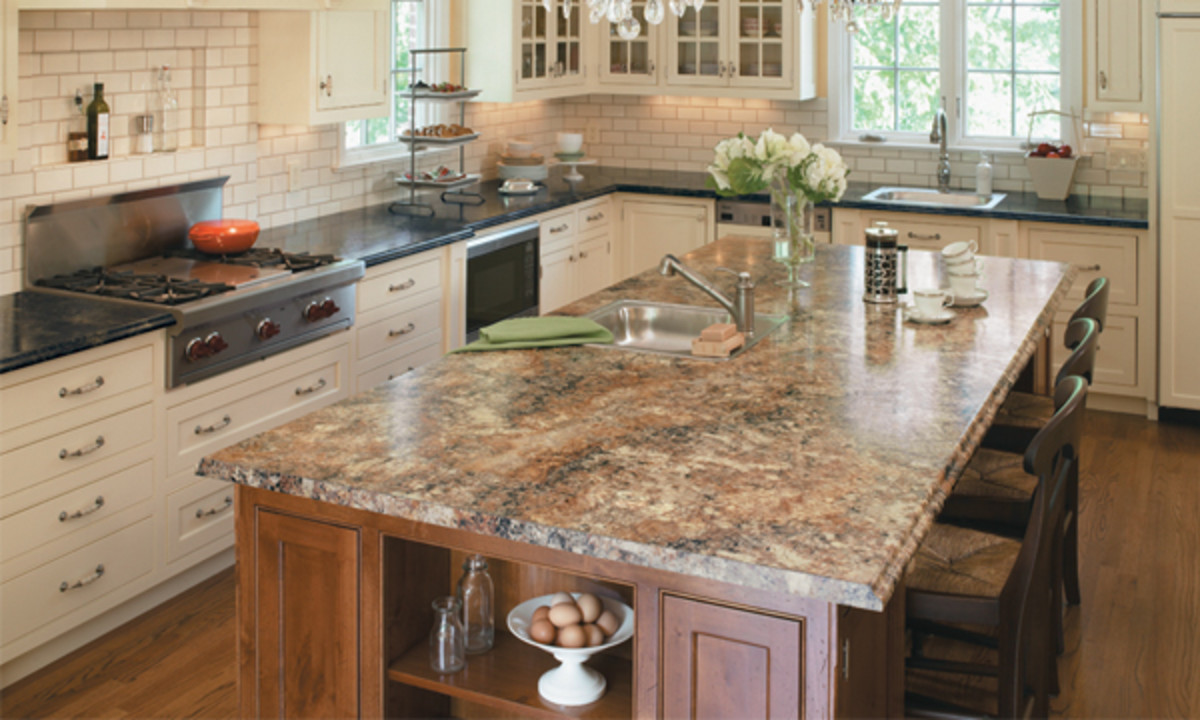 Formica Fx The New Granite Kitchen Remodeling With Laminate