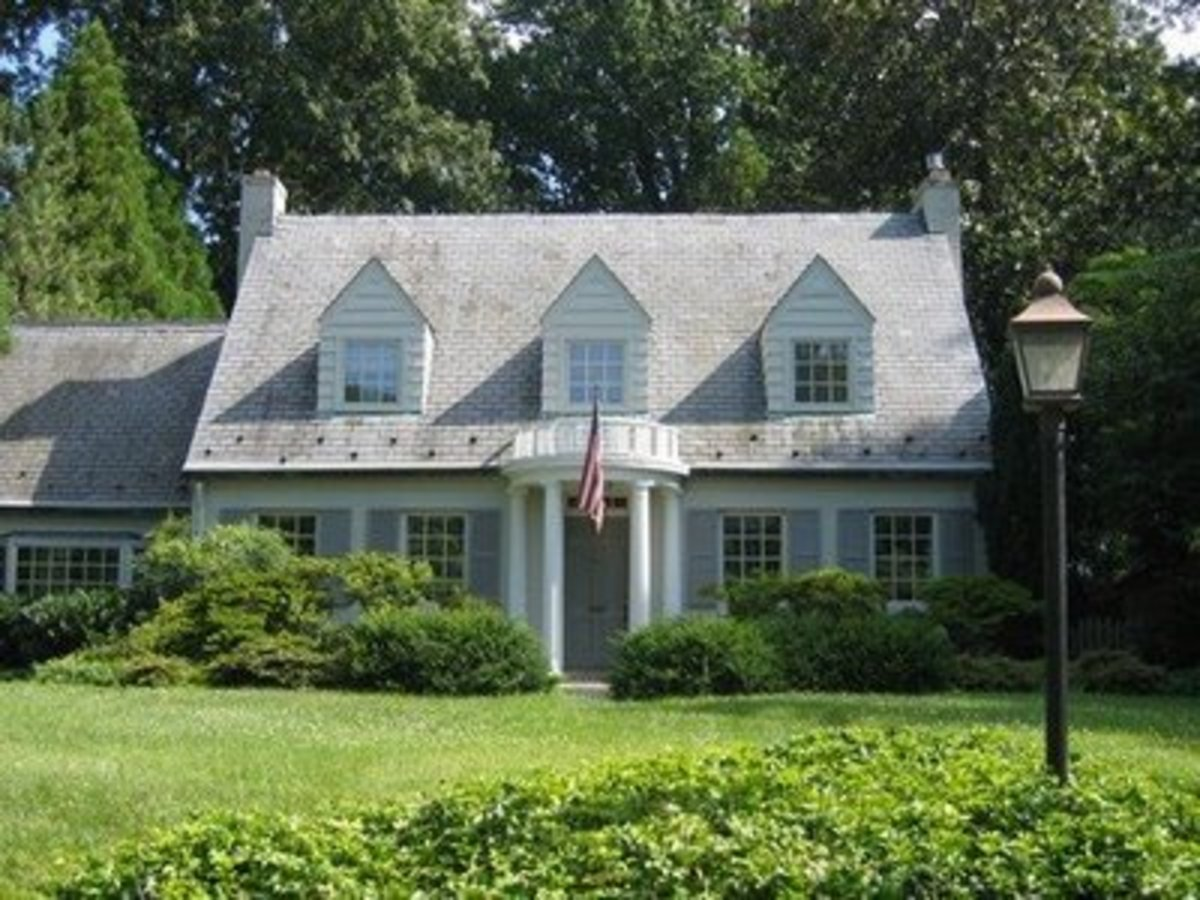 Home improvement i love cape cods great remodeling home for Cape cod dormer
