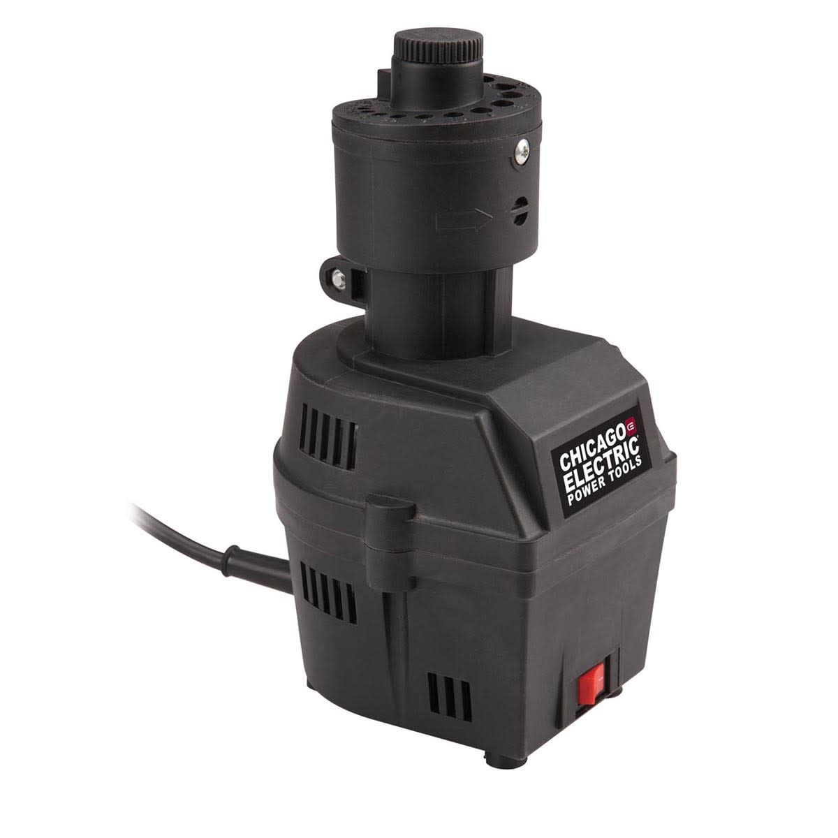 Chicago Electric Power Tool drill sharpener