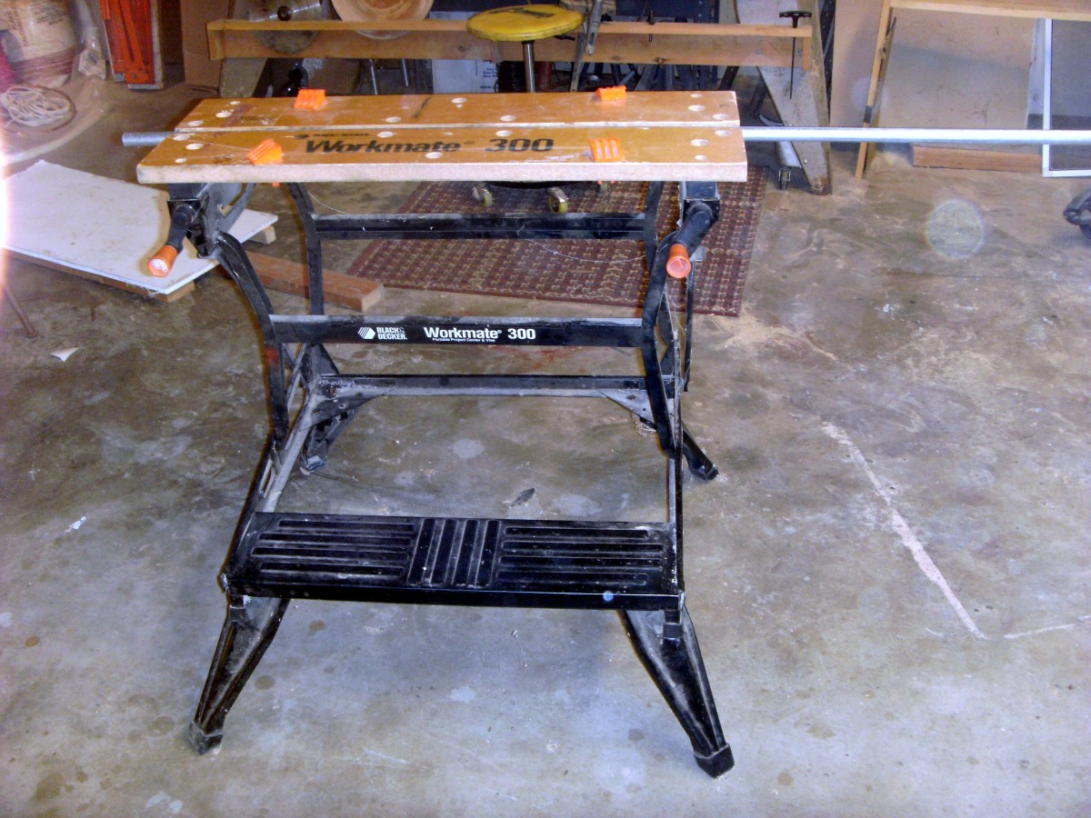 Black And Decker Workmate Just The Best Folding Work Bench Around