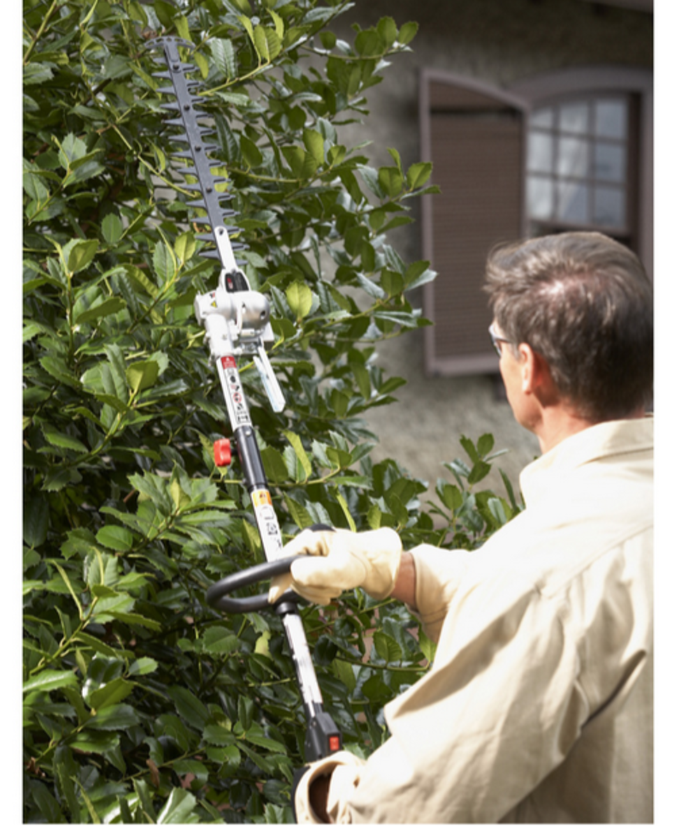 The Hedge Trimmer Attachment