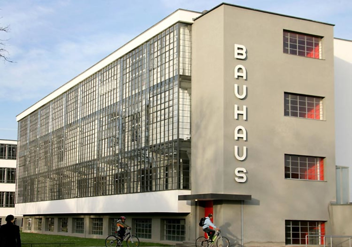 bauhaus and its influence on modern design dengarden