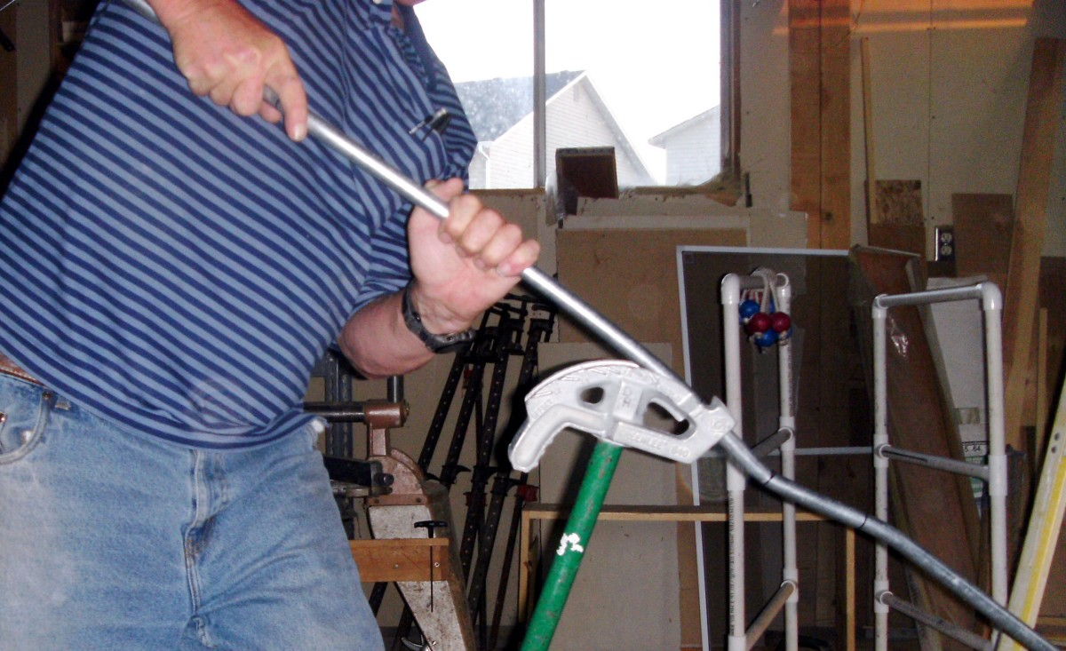 How To Bend A 3 or 4 Point Saddle In EMT Conduit