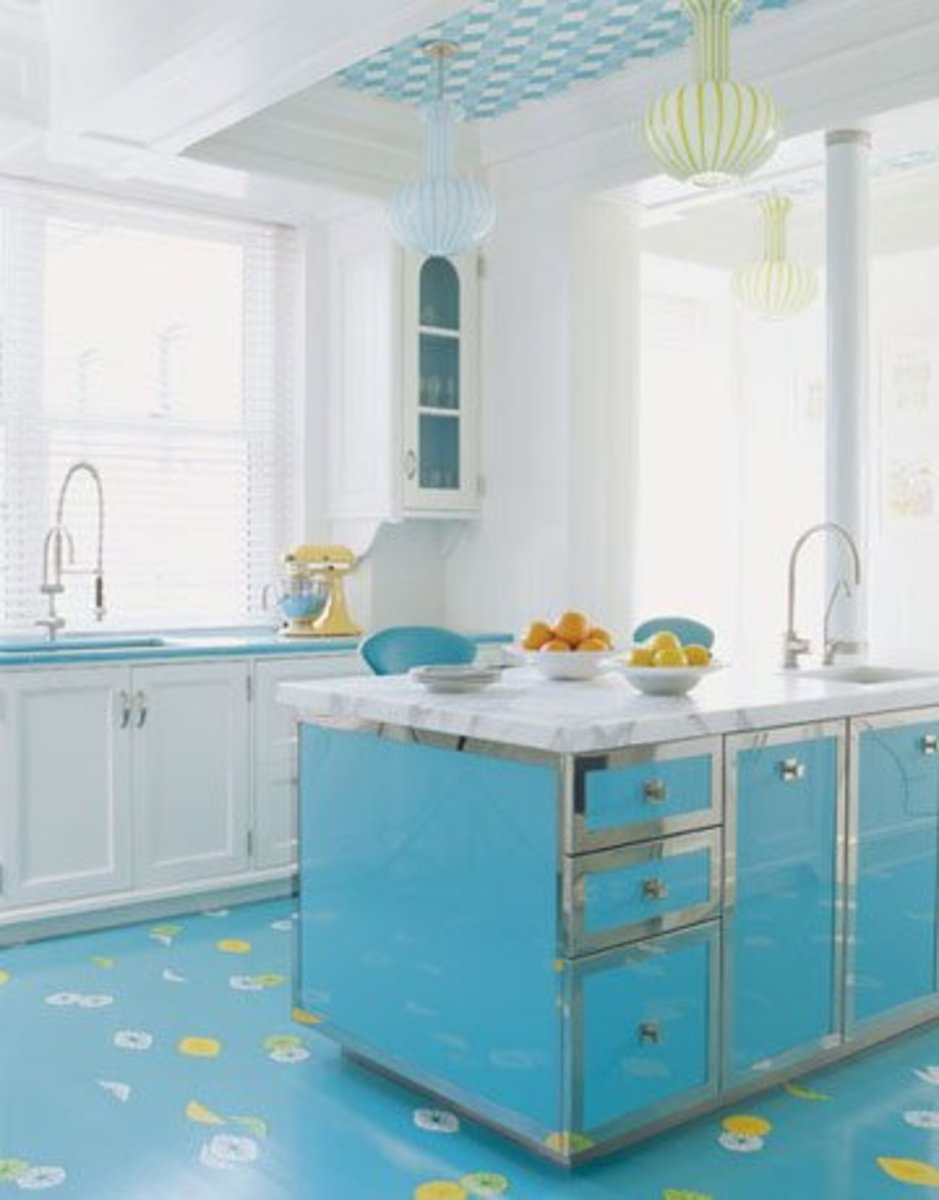The Colors of the Ocean: Home Décor Ideas   Dengarden on light green kitchen ideas, pewter kitchen ideas, kitchen decorating ideas, plaid kitchen ideas, brown kitchen ideas, quartz kitchen ideas, deep orange kitchen ideas, mint kitchen ideas, rust kitchen ideas, vintage kitchen ideas, emerald green kitchen ideas, green yellow kitchen ideas, cobalt blue kitchen ideas, classic white kitchen ideas, mahogany kitchen ideas, tangerine kitchen ideas, blue gingham kitchen ideas, lime green kitchen ideas, terra cotta kitchen ideas, red kitchen ideas,
