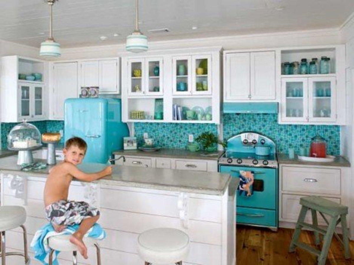 The Colors of the Ocean: Home Décor Ideas | Dengarden