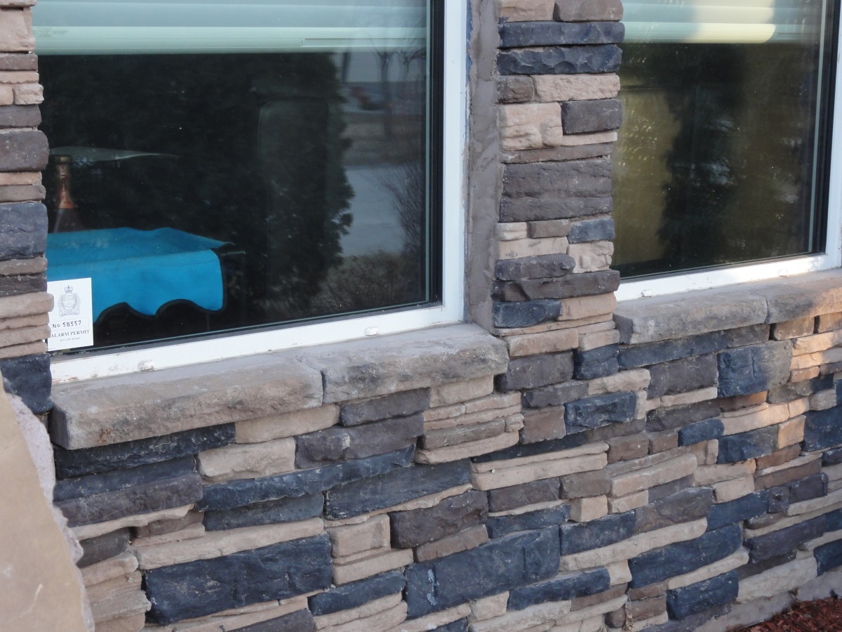 How To Install Stone Veneer On The Front Of Your House