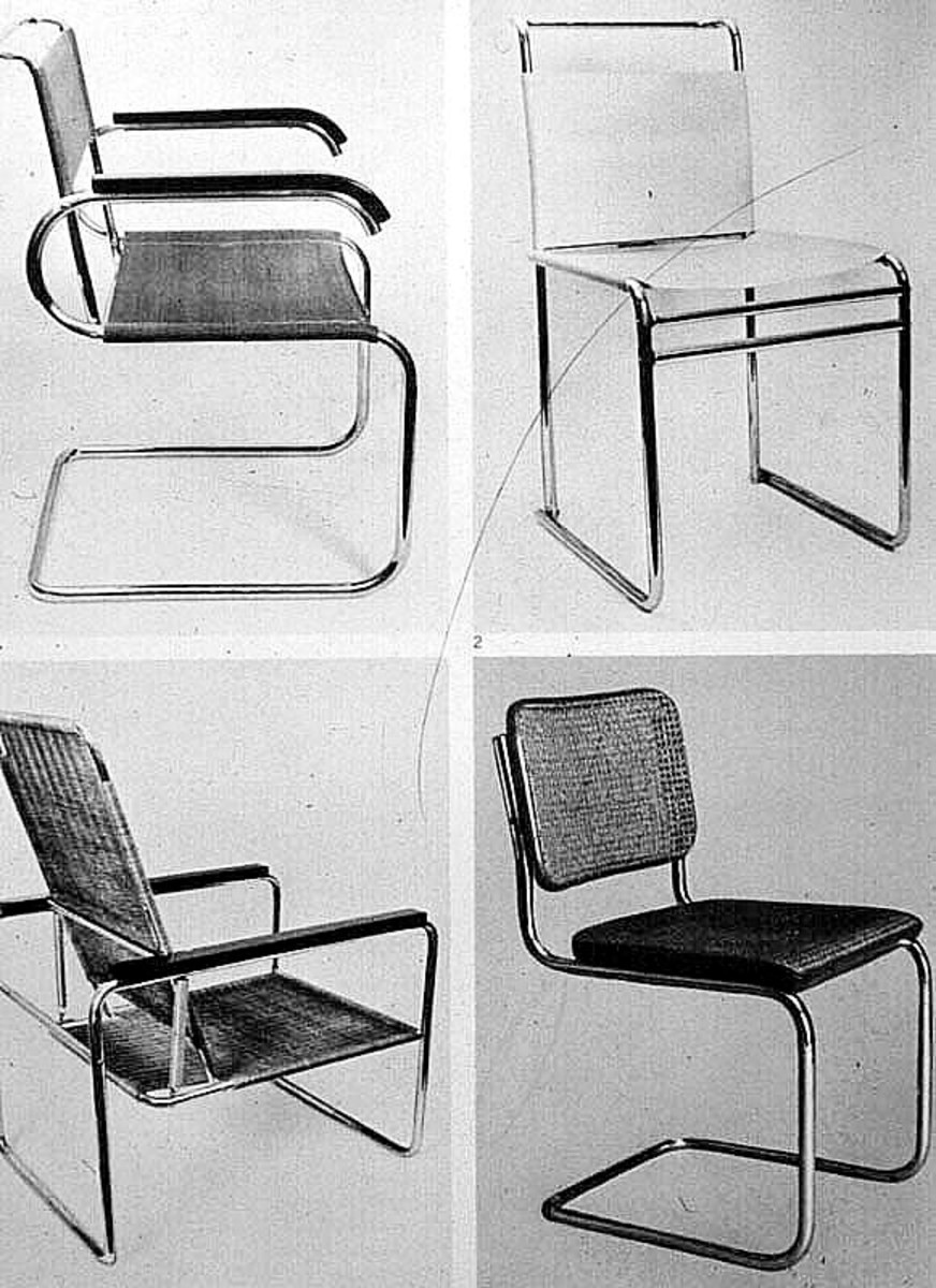 Classic Bauhaus Chairs