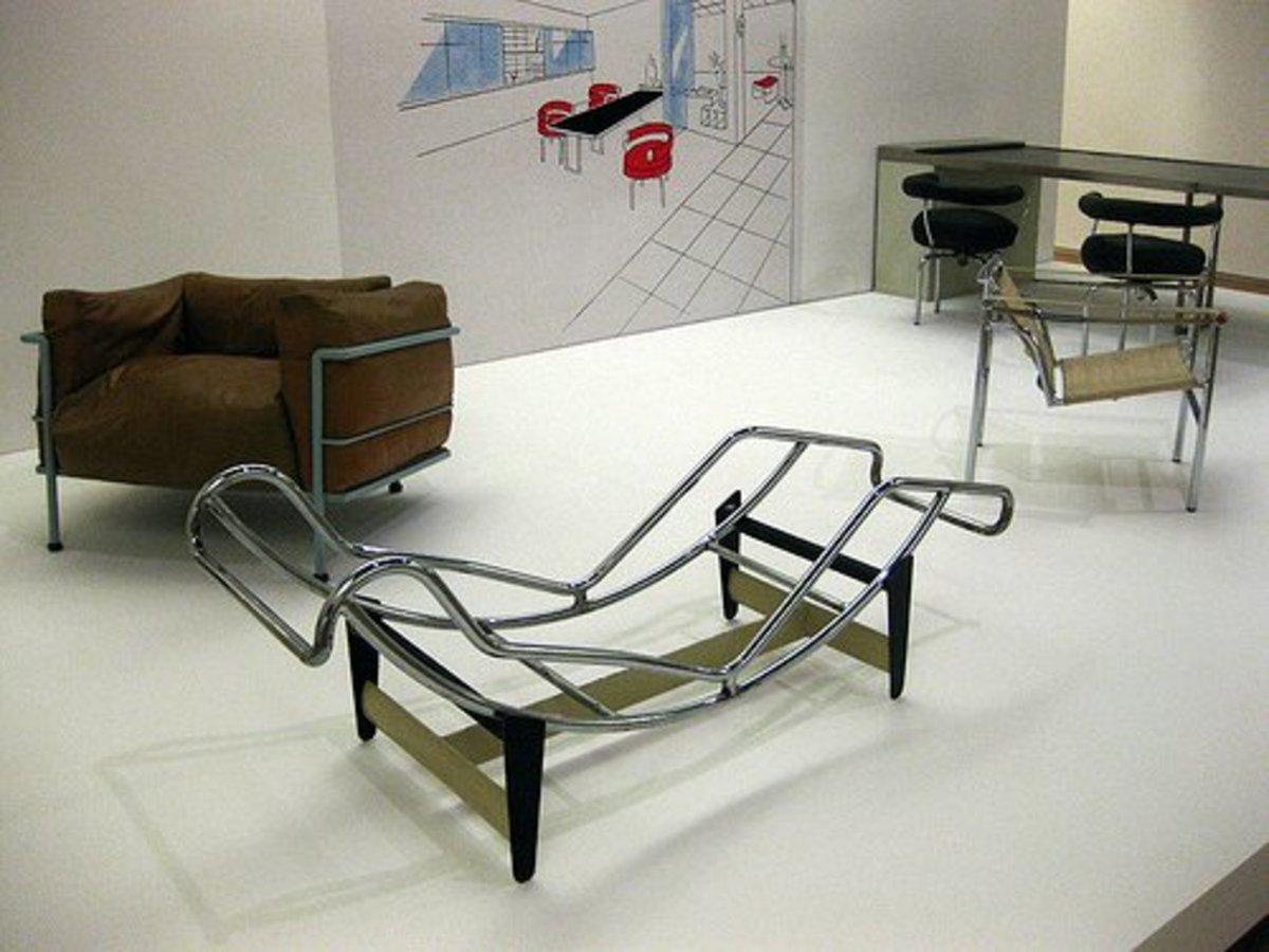 Minimalist Bauhaus Living