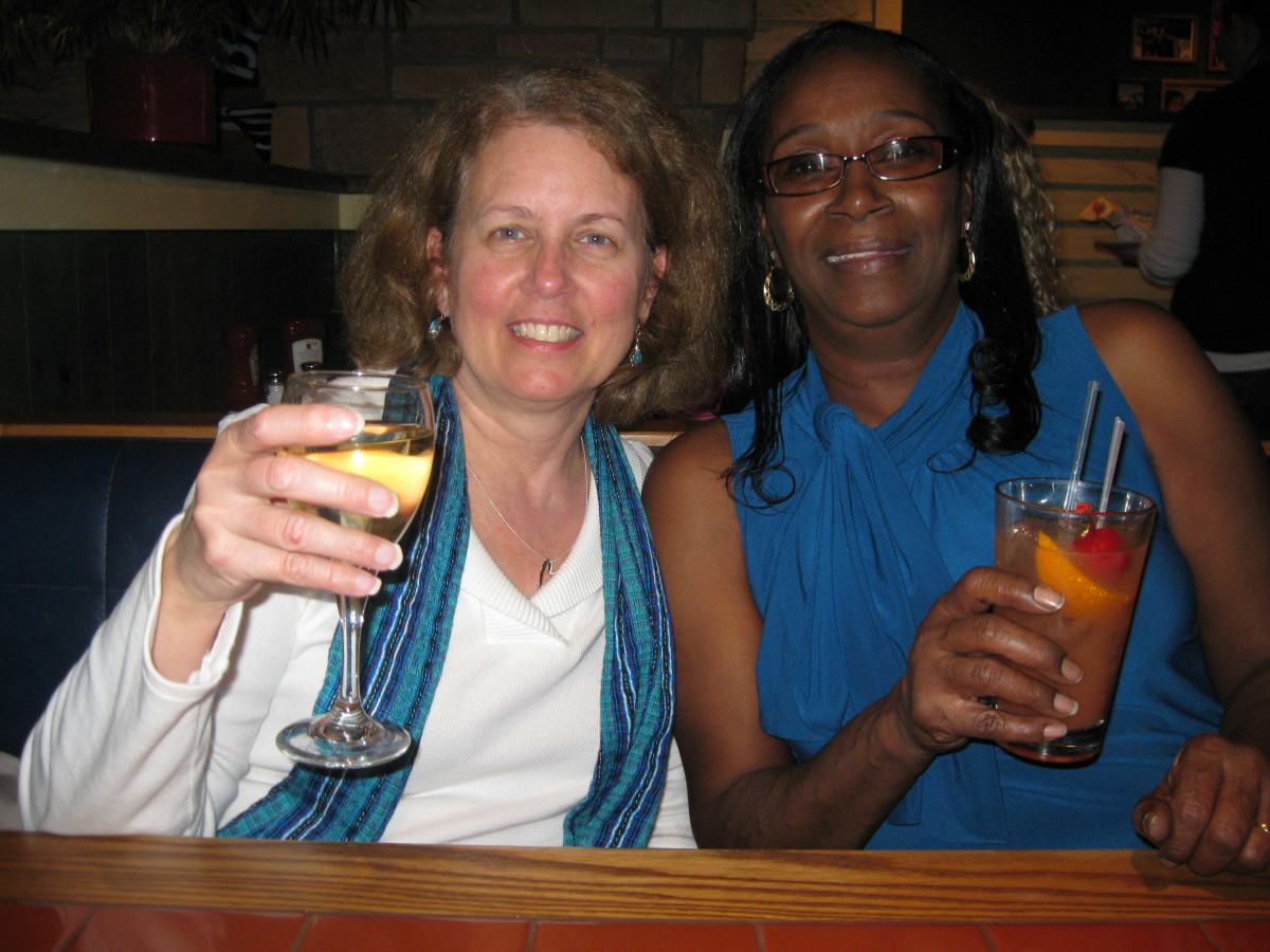 Toasting to Frogs and Friendship