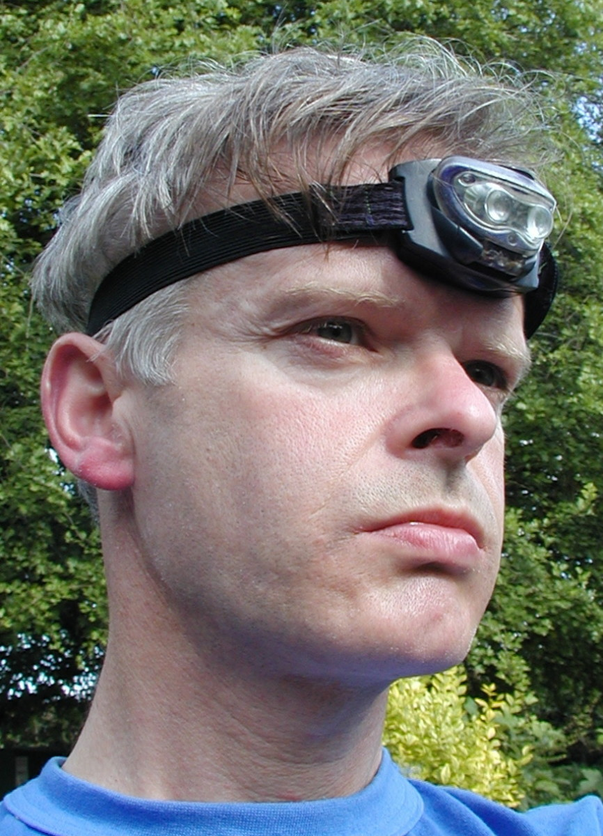 A head torch keeps your hands free so you can use your tools more effectively  in badly lit locations