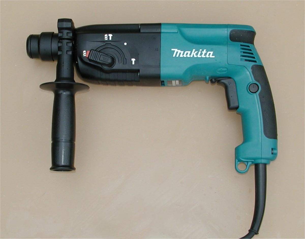 An SDS drill