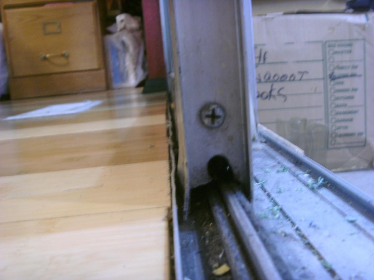 How To Repair Or Replace Sliding Glass Door Rollers Dengarden Home And Garden