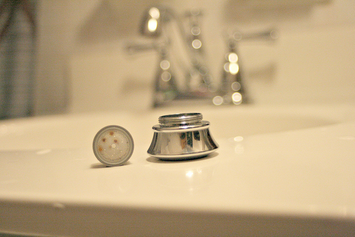 How To Clear A Blockage In A Sink Faucet Dengarden Home And Garden