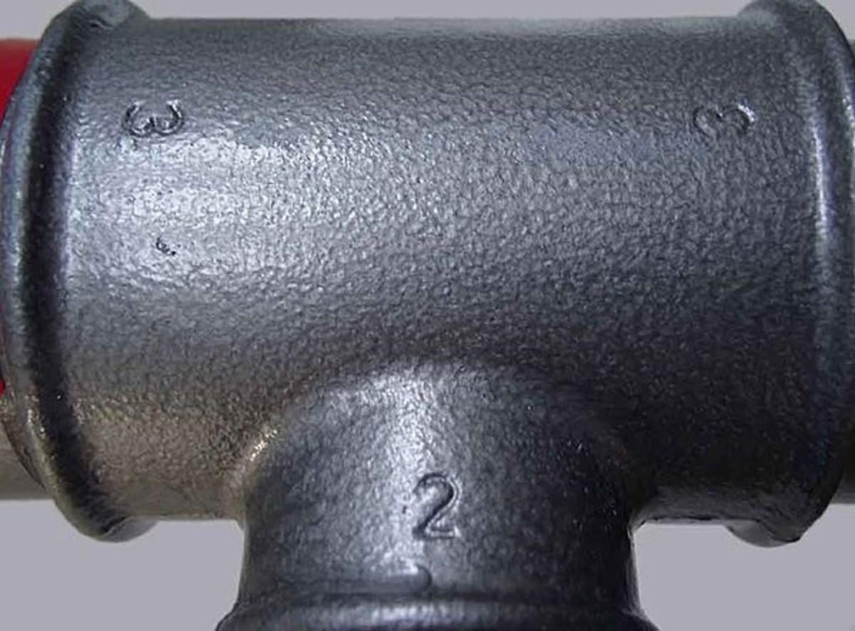 Cast Iron Pipe
