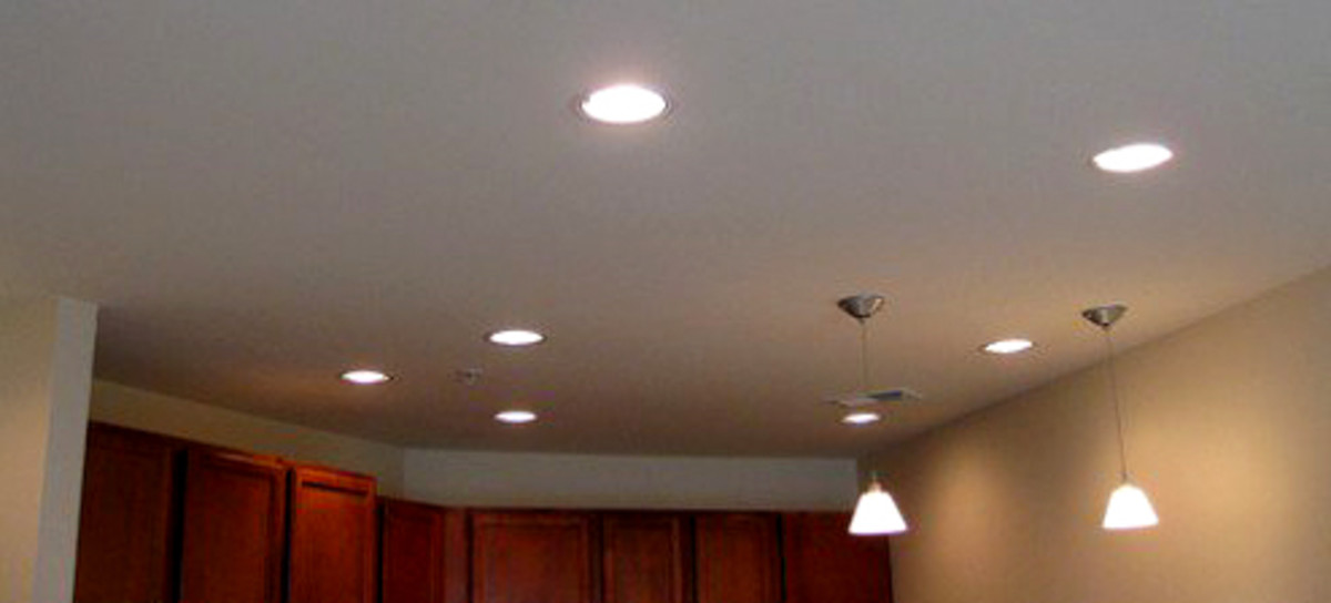 Cut the glare in any room by installing dimmer switches.