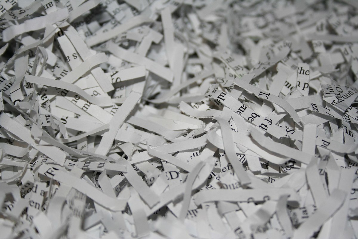 Most bills, letters, and documents printed on plain paper are ideal for composting.