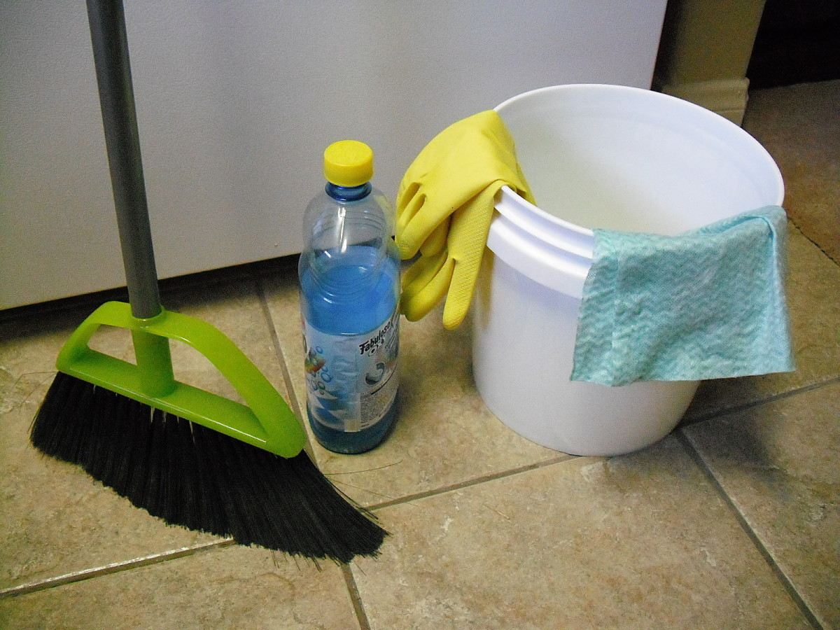Tips For A Sparkling Clean Kitchen