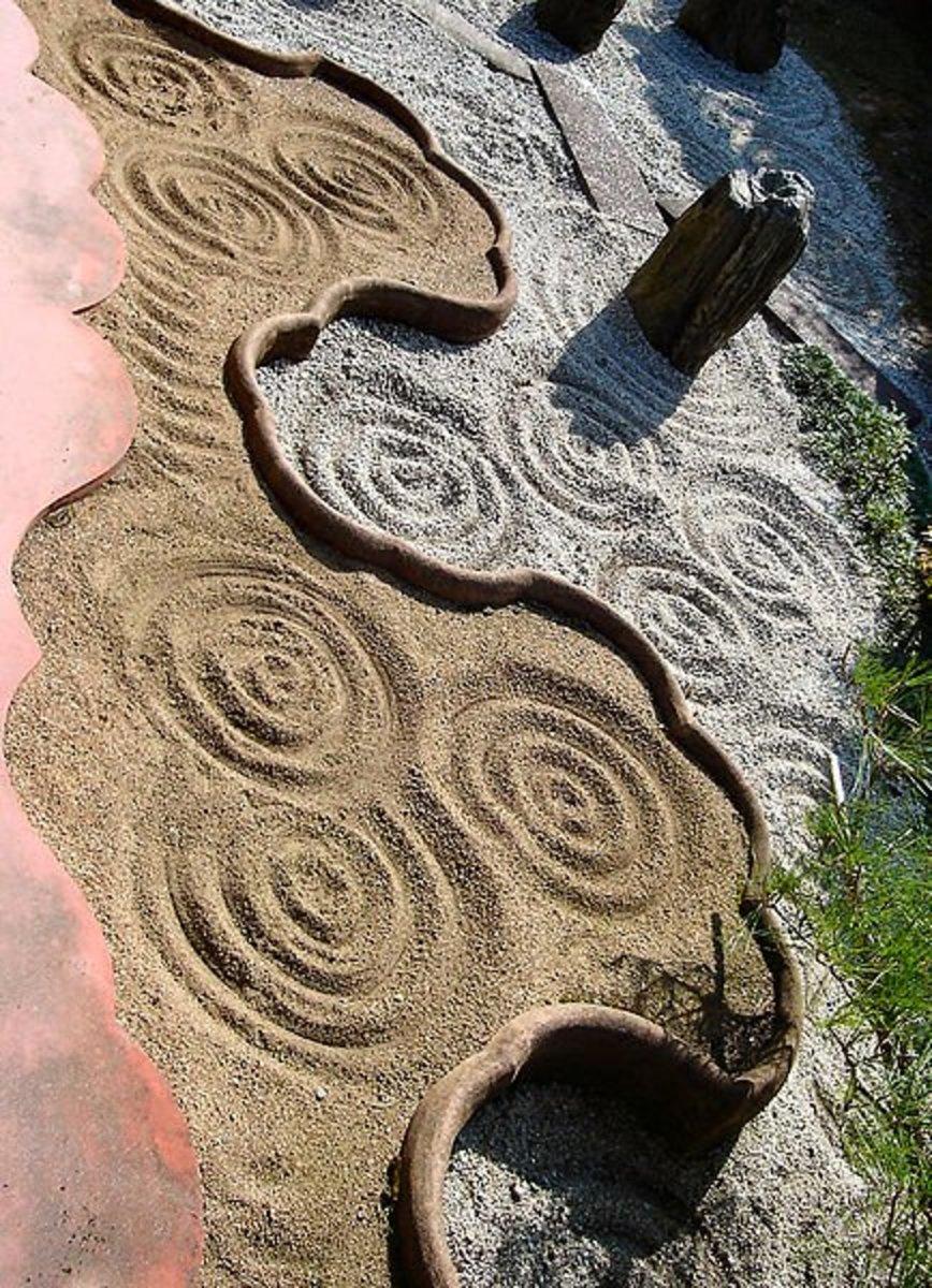 zen rock garden  history, philosophy and howto guide  dengarden, japanese rock gardens history, japanese zen rock garden history