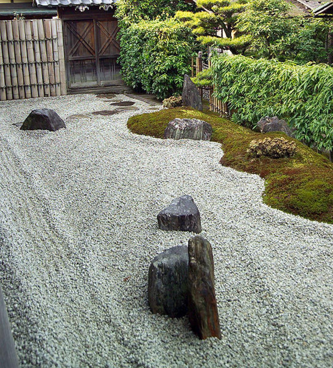 Daitoku-ji, Kyoto, Japan