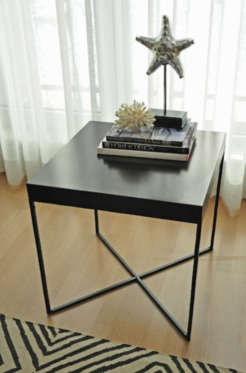 5 ways to customize ikea furniture dengarden - Customiser table ikea ...