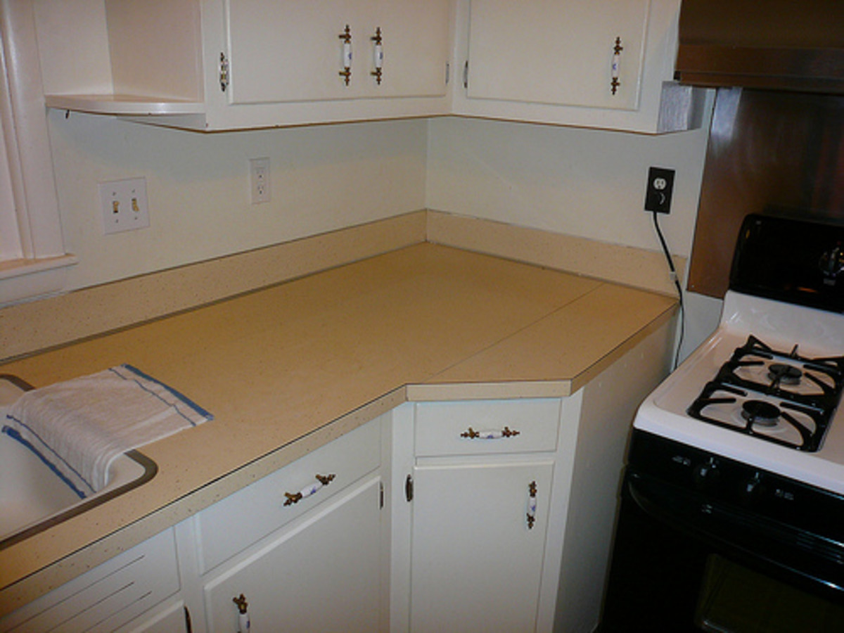 What better time than now to resurface laminate countertops?