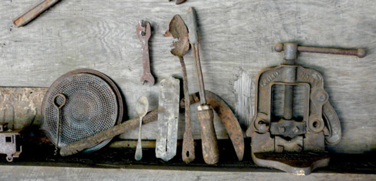 Assorted Rustic Stuff