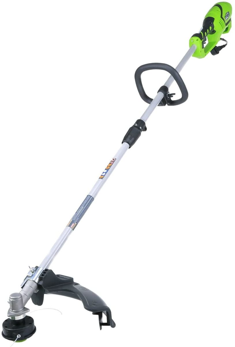 Greenworks 21142 string trimmer.