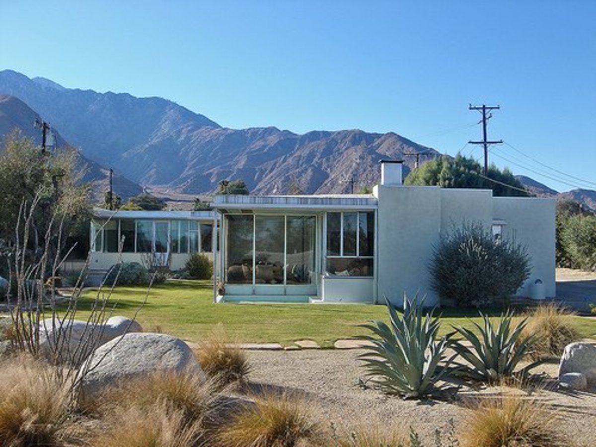 Mid Modern Century Homes a pocket guide to mid-century modern style | dengarden