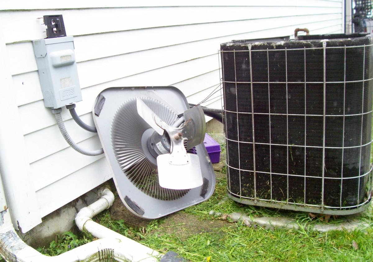 Once you have the slack you need, this is a good place to set the top and fan.