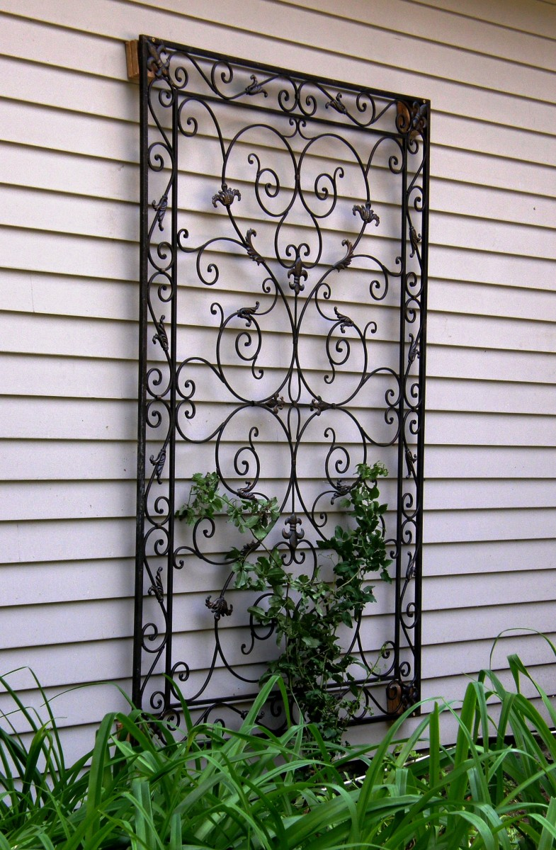 Vertical Gardening Trellis Ideas Part - 39: Dengarden