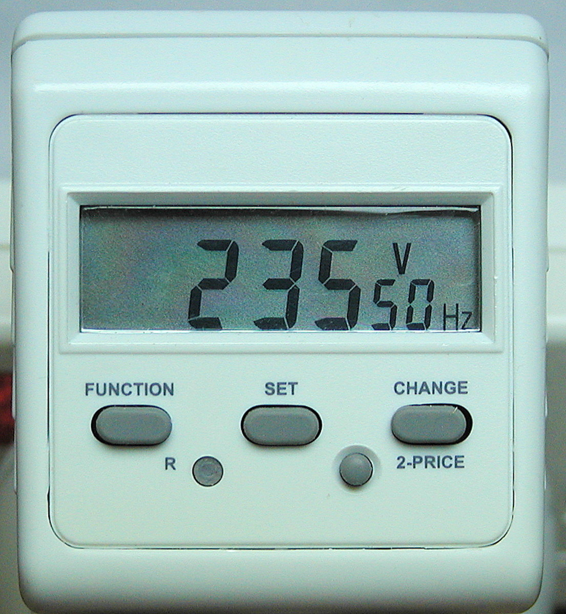 Voltage Display