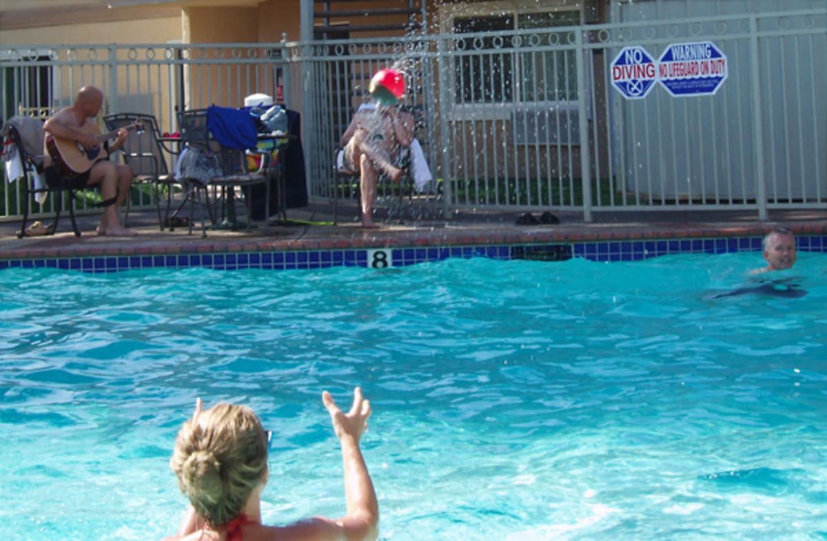 Chlorine Vs Saltwater Pools Dengarden