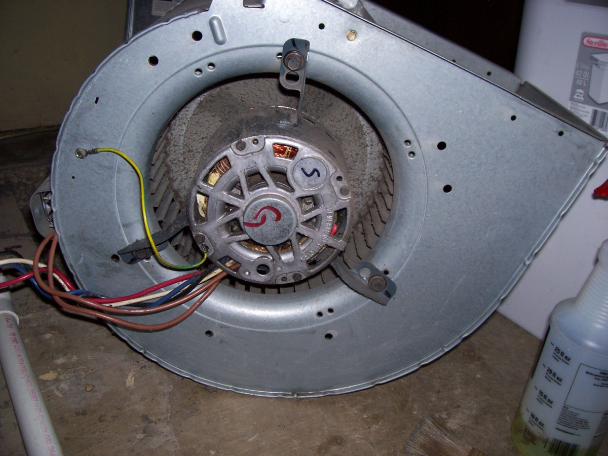 Blower Motor and Housing