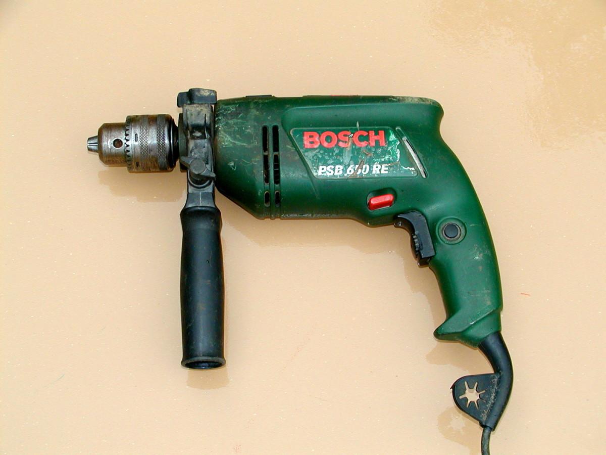 Bosch corded power drill