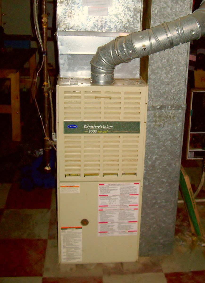 Many people want to oversize their furnace but this isn't really a good idea. Especially if it will cause the blower to be too big for the A/C.