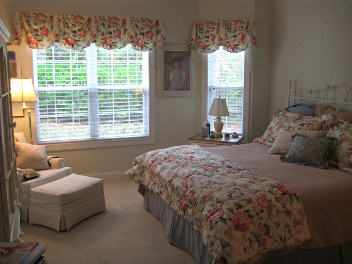 Different Window Valance Styles HubPages