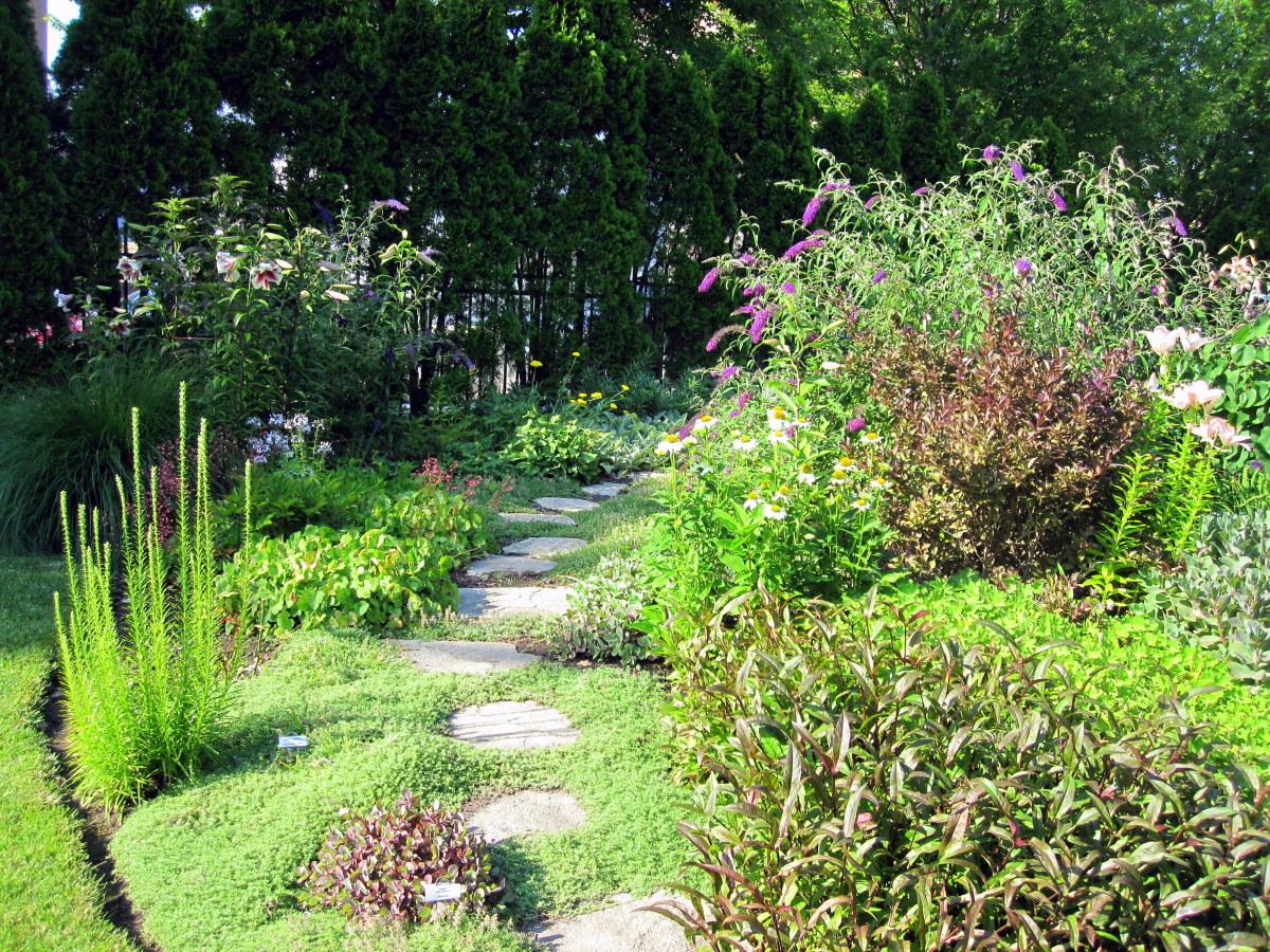 Garden Design Ideas From The Better Homes And Gardens Test Garden