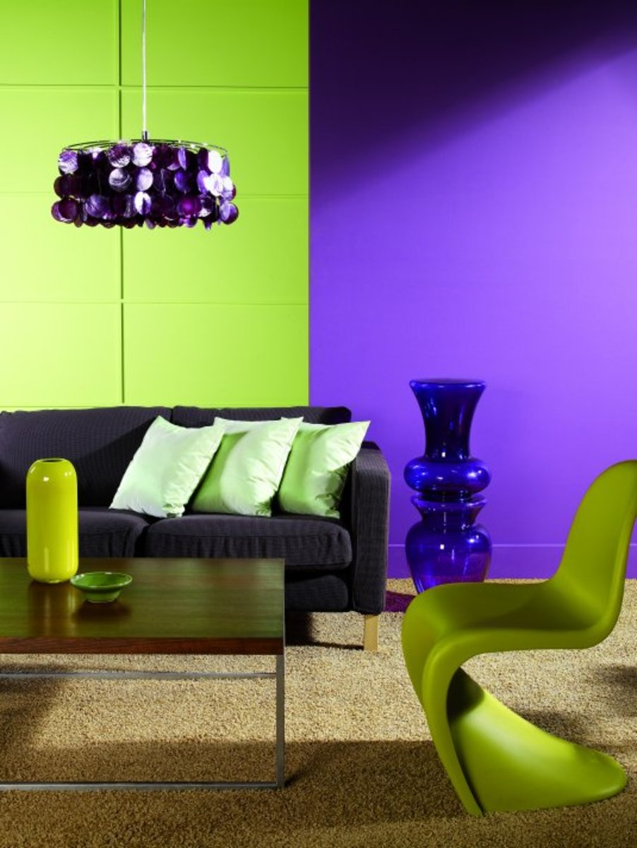 Use Contrasting Colors.