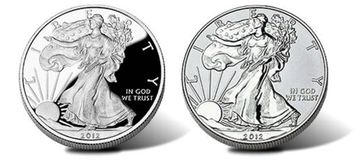 American Silver Eagle 2012 Proof Set