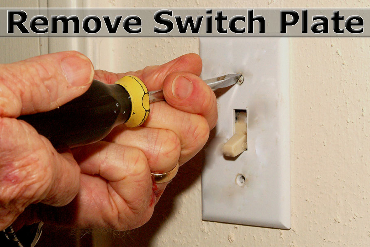 Remove the switch place.