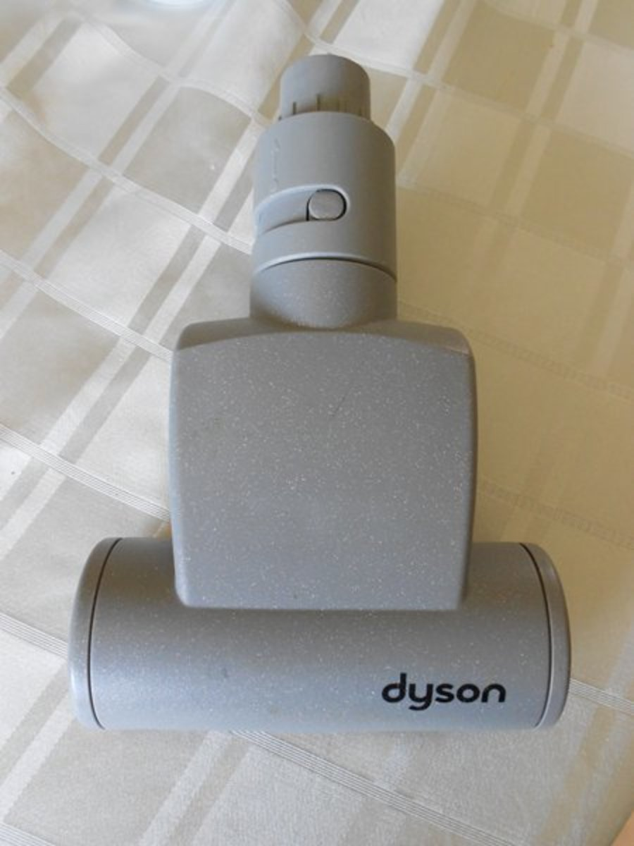 The pet hair attachment that came with my Dyson. This one is no longer available but it works brilliantly!