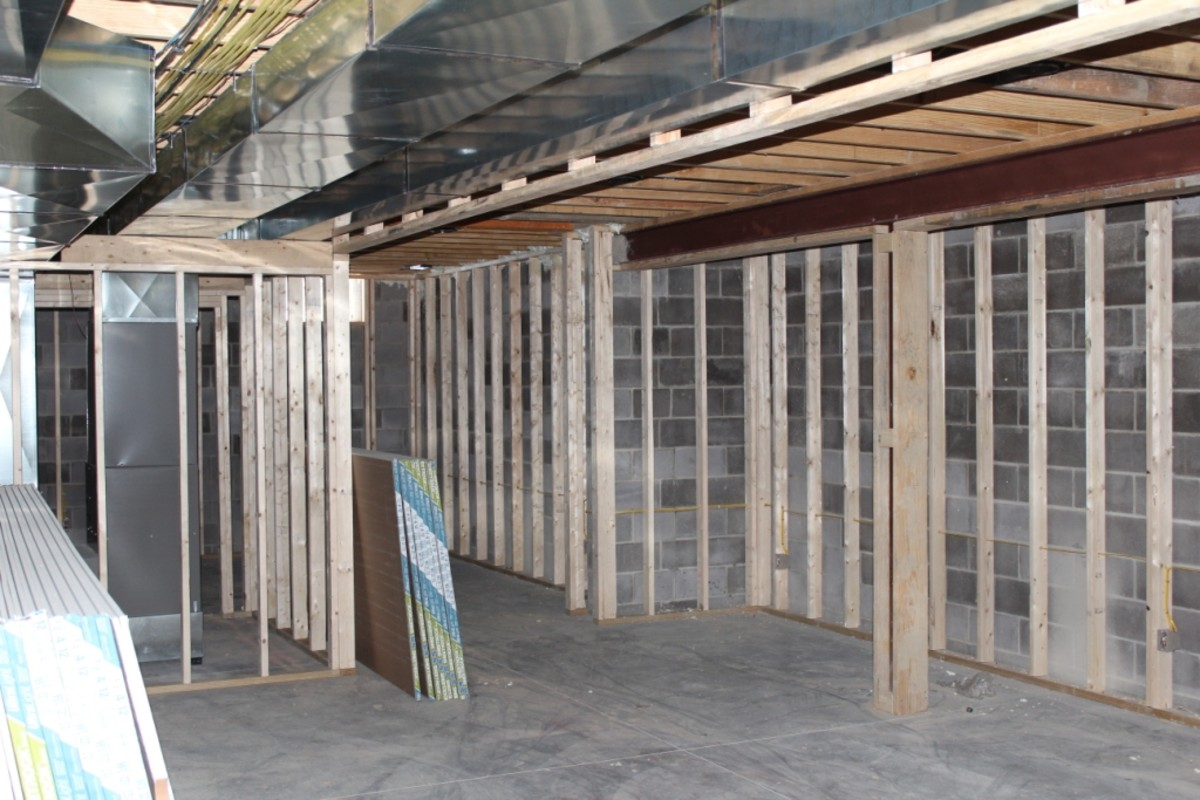 Image of: Things To Avoid When Finishing Your Basement Dengarden Home And Garden